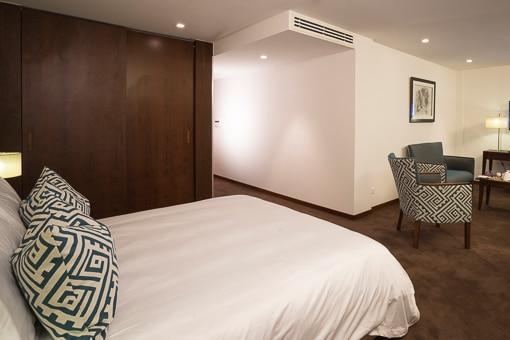 Fiesta Residences Room