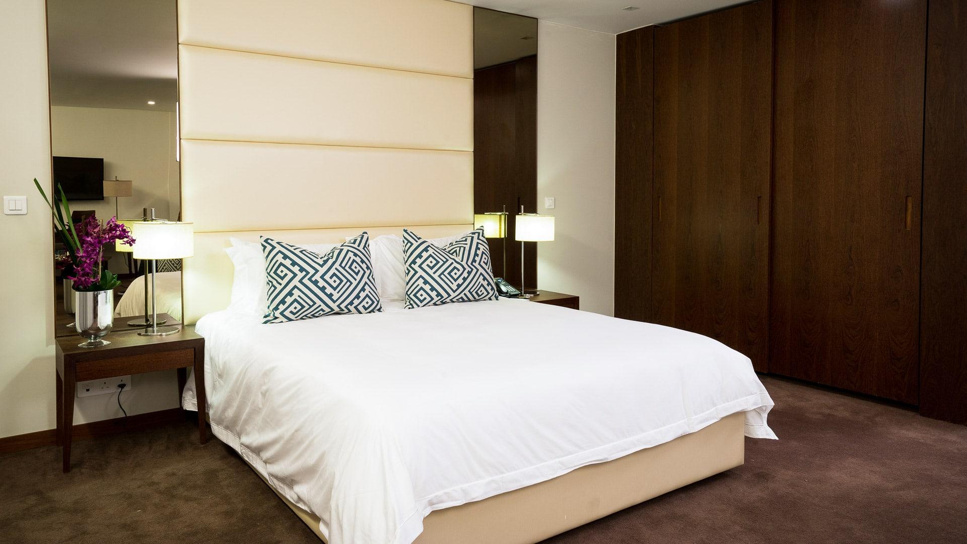 Hotel Room - Fiesta Residences